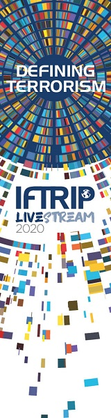 IFTRIP Live Stream terrorism virtual event