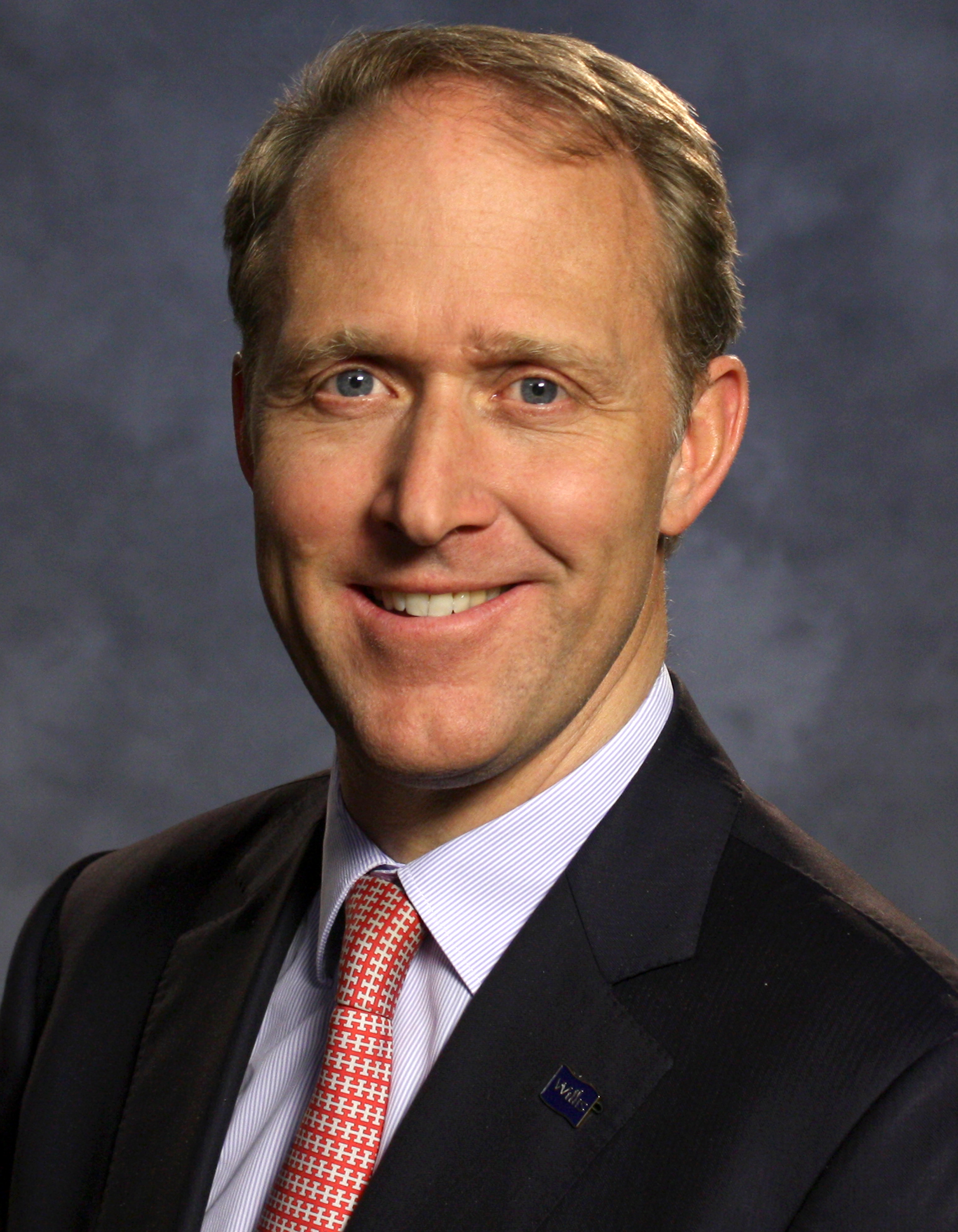Marc Paasch, Willis Global Head of Alternative Risk Transfer