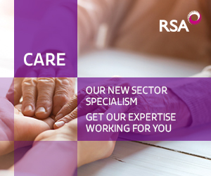 RSA-insurance-advert-for-Social-Care-insurance-products