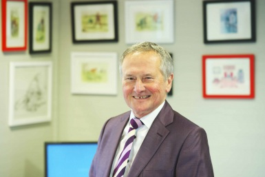 Alan Boswell, Chairman, Alan Boswell Group