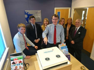 Gibbs-Denley-team-celebrating-Chartered-Insurance-Broker-status