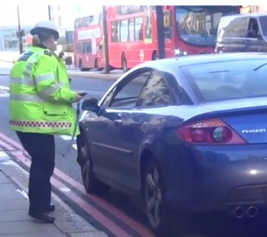 City-of-London-Police-uninsured-driving-campaign