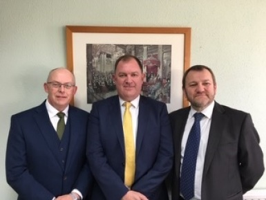 L-R-Duncan-Coleman-CEO,-Rob-Ashburn,-Clive-Galbraith-Chairman,-Green-Insurance-Brokers
