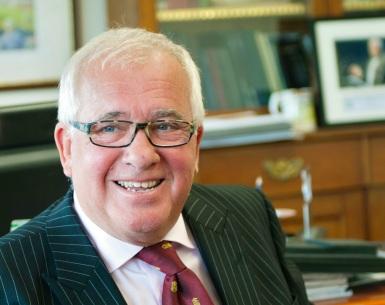 John Moore, Chartered Insurance Institute President
