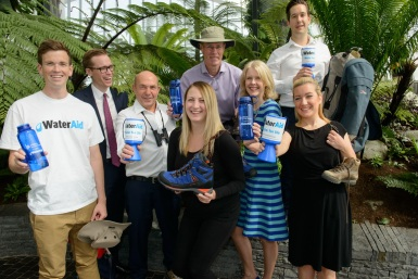 Liberty Specialty Markets - WaterAid team