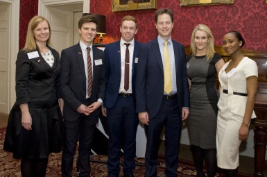 Insurance industry unveils new government-backed apprenticeships framework