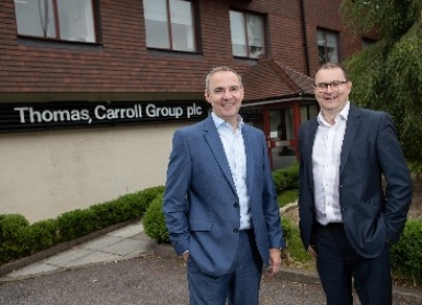 Rhys-Thomas-CEO-(left)-and-Gareth-Cotty-Managing-Director-(right)-Thomas-Carroll-Group