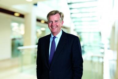 Simon Jeffreys, Non Executive Chairman, Aon RIsk Solutions