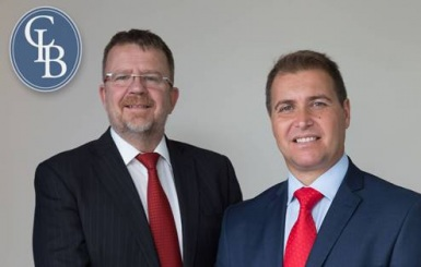 Stephen Llewewellyn-Jones, CEO and Tony De Sousa, Director - Channel Insurance Brokers Limited