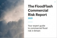 FloodFlash launch commerical flood risk report