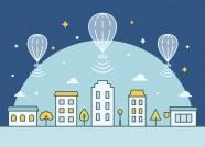 Communications-balloon