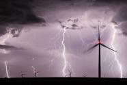 Lightning-wind-turbine