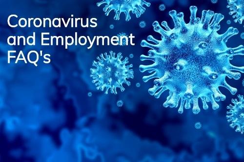 Coronavirus-and-employment-FAQ's