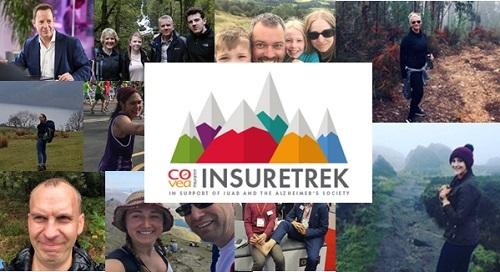 Covea-InsureTrek-charity-fund-raising-walkers