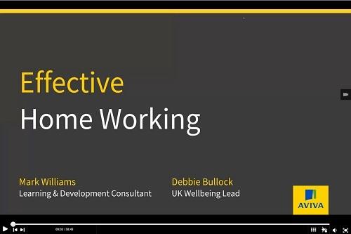 Aviva-Effective-Home-Working-Webinar