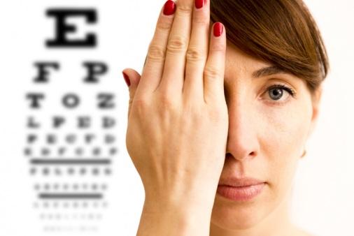 Driving-eye-test