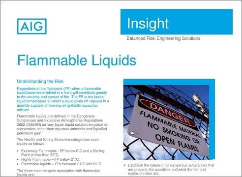 AIG-publishes-whitepaper-on-understanding-the-risks-of-Flammable-Liquids