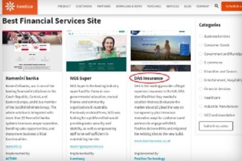 DAS-Insurance-website-nominated-for-global-award