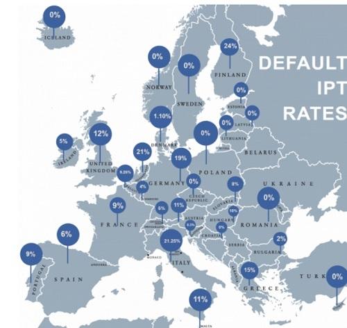 Insurance-Premium-Tax-across-Europe