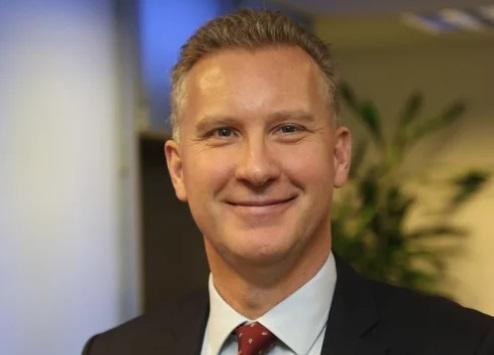 Allianz Holdings Chief Executive Jon Dye