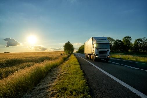 Heavy-goods-vehicle
