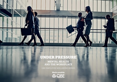 QBE-produces-Under-Pressure:-Mental-Health-&-the-Workplace-report