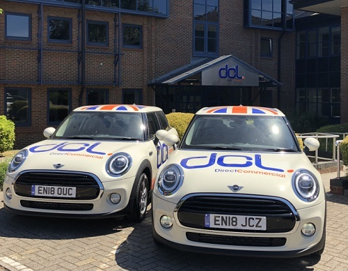 Direct-Commercial-Mini's-take-to-the-road