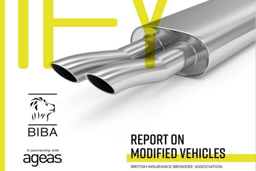 BIBA and Ageas produce report on Modified Vehicles
