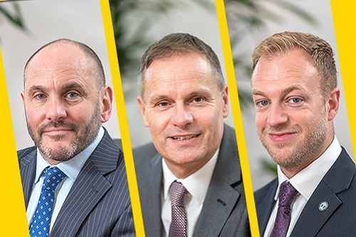ARAG appoints 3 new Sales Managers