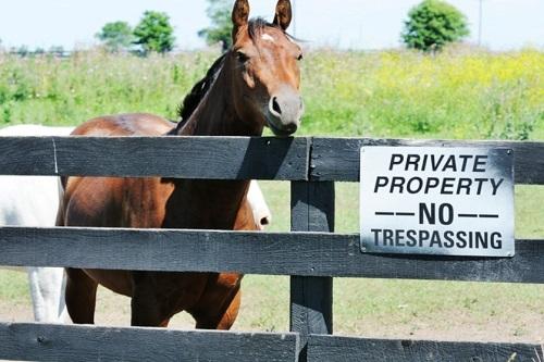 No-Trespassing-Farm