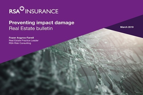 Preventing-impact-damage-RSA-Insurance-Real-Estate-Team-risk-bulletin