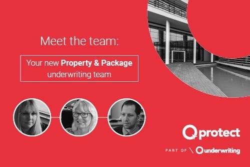 Q-Underwriting-Property-insurance-team