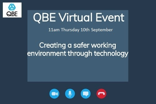 QBE-Virtual-event-on-using-technology-to-create-safer-working-environments