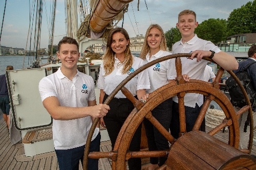 QBE-staff-taking-part-in-the-North-Sea-Tall-Ships-Race