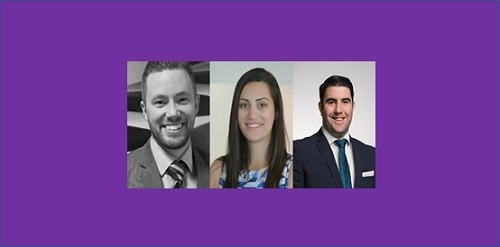RSA-new-appointments-L/R-Alex-Hardy,-Anne-Metha-and-Calvin-Gray