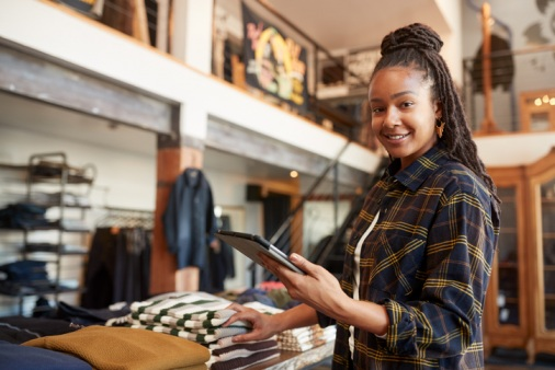 Shop-worker