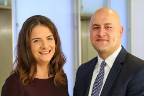 Eibhlin-Swan,-SME-branch-manager-and-Stephen-Taylor,-head-of-SME-&-corporate-partner-distribution