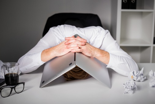 AXA research reveals almost 3 in 4 Brits suffer from stress