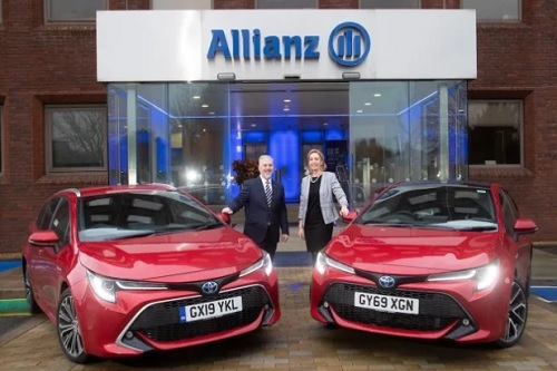 Allianz-new-hybrid-power-deal-with-Toyota-and-Lexus-vehicle-fleet