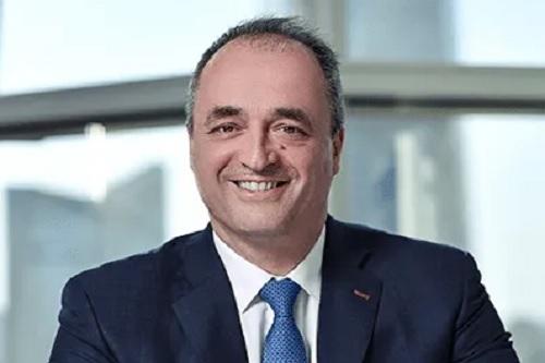 AXA XL CEO, Asia & Europe, Xavier Veyry